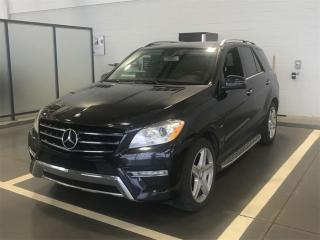 Used 2012 Mercedes-Benz ML-Class ML350 BlueTEC, AMG S for sale in North York, ON