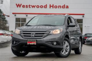 Used 2013 Honda CR-V Touring AWD for sale in Port Moody, BC