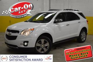 Used 2012 Chevrolet Equinox 2LT LEATHER SUNROOF PIONEER AUDIO for sale in Ottawa, ON