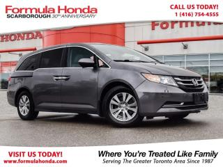 Used 2014 Honda Odyssey $100 PETROCAN CARD YEAR END SPECIAL! for sale in Scarborough, ON