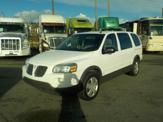 Used 2009 Pontiac Montana SV6 Extended 7 Passenger for sale in Burnaby, BC