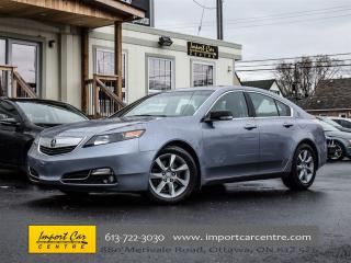 Used 2012 Acura TL Base (A6) for sale in Ottawa, ON