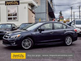 Used 2014 Subaru Impreza 2.0i w/Limited Pkg for sale in Ottawa, ON