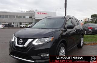 Used 2017 Nissan Rogue SV |FWD|Blind spot warning|Non-Rental| for sale in Scarborough, ON