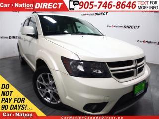 Used 2014 Dodge Journey R/T Rallye| AWD| 7-PASSENGER| NAVI| SUNROOF| for sale in Burlington, ON