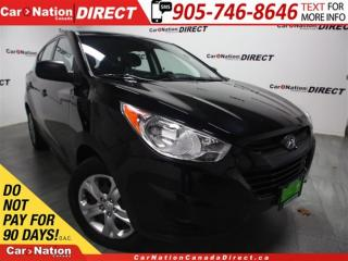 Used 2013 Hyundai Tucson | AWD| HEATED SEATS| OPEN SUNDAYS| for sale in Burlington, ON