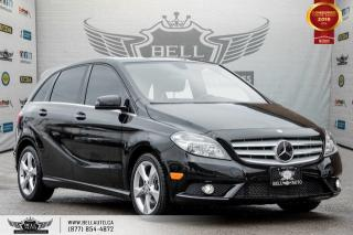 Used 2014 Mercedes-Benz B-Class B 250 Sports Tourer, BLUETOOTH, HEATED SEAT, CRUISE CNTRL for sale in Toronto, ON