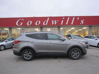 Used 2015 Hyundai Santa Fe SPORT! HEATED SEATS! for sale in Aylmer, ON