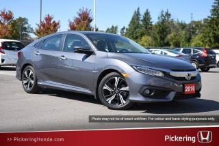 Used 2017 Honda Civic Sedan EX CVT HS for sale in Pickering, ON