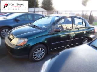Used 2002 Toyota Echo Base for sale in Toronto, ON