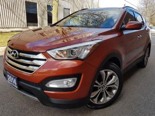 Used 2014 Hyundai Santa Fe Sport 2.0T SE-Panorama Sunroof-Leather for sale in Mississauga, ON