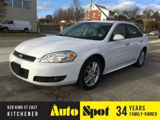 Used 2010 Chevrolet Impala LTZ/LOADED!/LOW, LOW KMS ! for sale in Kitchener, ON