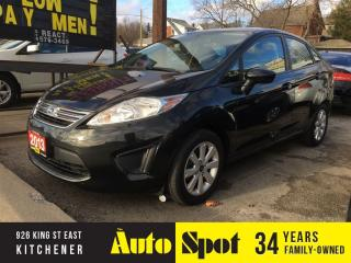 Used 2013 Ford Fiesta SE/LOW, LOW KMS/1 OWNER ! for sale in Kitchener, ON
