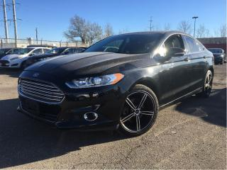 Used 2015 Ford Fusion SE NAVIGATION LEATHER MOONROOF for sale in St Catharines, ON