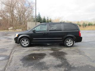 Used 2010 Dodge Grand Caravan SXT FWD for sale in Cayuga, ON