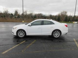 Used 2013 Chevrolet Malibu LT FWD for sale in Cayuga, ON