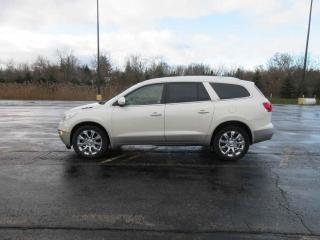Used 2011 Buick ENCLAVE CXL2 AWD for sale in Cayuga, ON