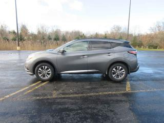 Used 2016 Nissan MURANO SV AWD for sale in Cayuga, ON