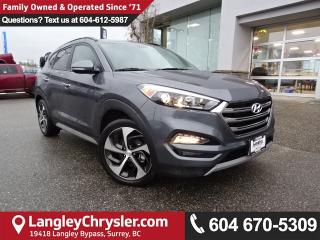 Used 2017 Hyundai Tucson SE <b>*PANO SUNROOF*LEATHER*ACCIDENT FREE*<b> for sale in Surrey, BC
