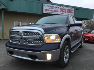 Used 2015 Dodge Ram 1500 Laramie for sale in Bolton, ON