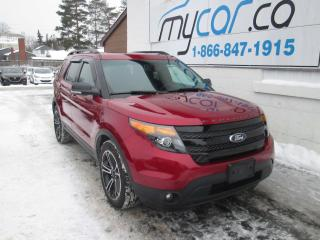 Used 2015 Ford Explorer SPORT for sale in Richmond, ON