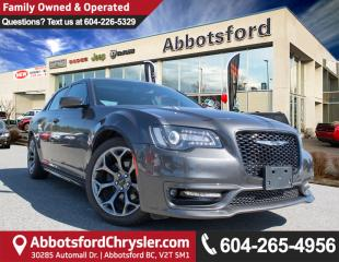 Used 2017 Chrysler 300 S *ACCIDENT FREE* *LOCALLY DRIVEN* for sale in Abbotsford, BC