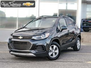Used 2017 Chevrolet Trax LT for sale in Gloucester, ON