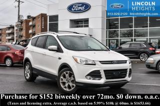 Used 2014 Ford Escape Titanium FWD for sale in Ottawa, ON