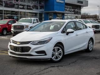 Used 2017 Chevrolet Cruze LT, SUNROOF, TECH&TRUE NORTH PACKAGE *LOADED!* for sale in Ottawa, ON