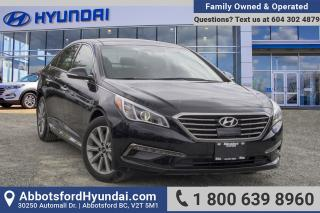 New 2017 Hyundai Sonata LIMITED for sale in Abbotsford, BC