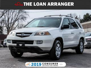 Used 2005 Acura MDX for sale in Barrie, ON