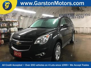 Used 2013 Chevrolet Equinox 2LT*LEATHER*BACK UP CAMERA**MY LINK PHONE CONNECT*KEYLESS ENTRYw/REMOTE START**POWER DRIVER SEAT*HEATED FRONT SEATS* for sale in Cambridge, ON