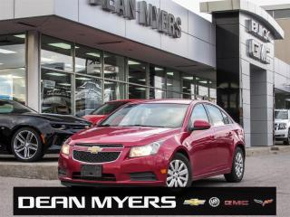 Used 2011 Chevrolet Cruze LT for sale in North York, ON
