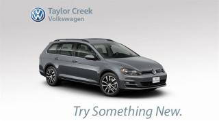 New 2018 Volkswagen Golf Sportwagen 1.8T Comfortline 5sp for sale in Orleans, ON