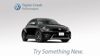 New 2018 Volkswagen Beetle Dune Convertible 2.0T 6sp at w/Tip for sale in Orleans, ON