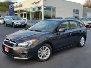 Used 2013 Subaru Impreza 2.0i w/Touring Pkg for sale in Kitchener, ON