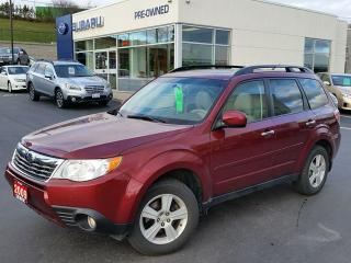 Used 2009 Subaru Forester X Premium 5spd for sale in Kitchener, ON