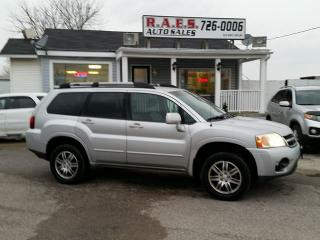 Used 2006 Mitsubishi Endeavor Limited AWD DVD for sale in Barrie, ON