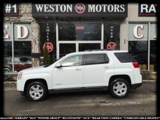 Used 2012 GMC Terrain SLE*PWR GRP*BLUETOOTH*AUX*REAR VIEW CAMERA* for sale in York, ON