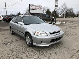 Used 1999 Honda Civic SI for sale in Komoka, ON