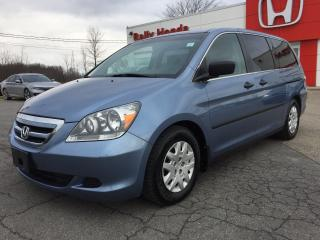 Used 2006 Honda Odyssey LX for sale in Smiths Falls, ON
