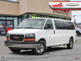 Used 2015 GMC Savana LT 15 PASSENGER CLUB WAGON for sale in Scarborough, ON