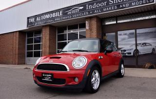 Used 2008 MINI Cooper S S Manual Pano Roof NO ACCIDENT for sale in Mississauga, ON