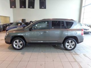 Used 2013 Jeep Compass Sport/North - 4x4, CD/AUX/XM + PWR Acc's! for sale in Red Deer, AB
