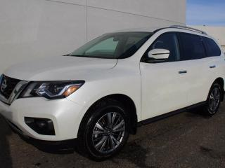 New 2018 Nissan Pathfinder SV Tech 4dr 4x4 for sale in Edmonton, AB