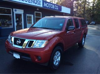 Used 2013 Nissan Frontier SV for sale in Parksville, BC