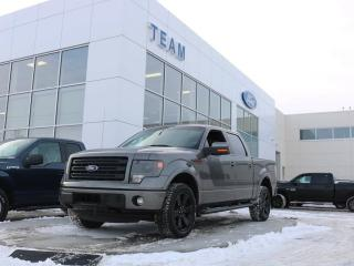 Used 2014 Ford F-150 FX4, 402A, ACCIDENT FREE, SYNC, REAR CAMERA, NAV, KEYLESS ENTRY, MOONROOF, ADJUSTABLE PEDALS, LTHER, 4X4 for sale in Edmonton, AB