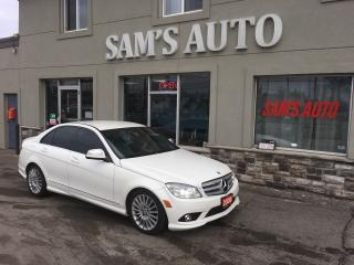 Used 2009 Mercedes-Benz C 300 2.5L for sale in Hamilton, ON