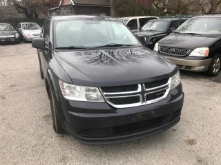 Used 2011 Dodge Journey Canada Value Pkg for sale in Toronto, ON