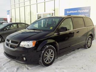 Used 2015 Dodge Grand Caravan SE/SXT Passenger Van for sale in Edmonton, AB
